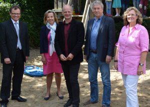 Michael Heidinger, Christa Jahnke-Horstmann, Stefan Zimkeit, Lothar Muschik, Monika Chilla-Wettig